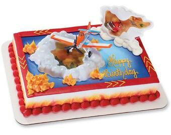 Disney Planes 2 Fire amp Rescue Cake Decoration Topper