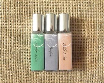 Perfume - Three Roll On Perfume Oils - 8mL