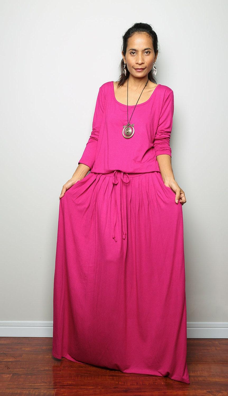 pink blue maxi dress etsy items similar to crochet maxi dres