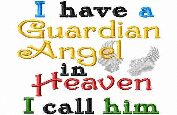how to tell if you have a guardian angel
