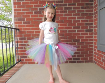 The Hair Bow Factory Applique Birthday Number Owl Tutu Outfit PICK YOUR NUMBER