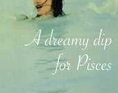 FREE SHIPPING A Dreamy Dip for Pisces: comforting Crystal fizzies