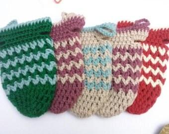 Crochet FISH Washcloth / Shower Cloth