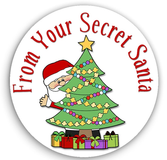 From Your Secret Santa Tags Images & Pictures - Becuo