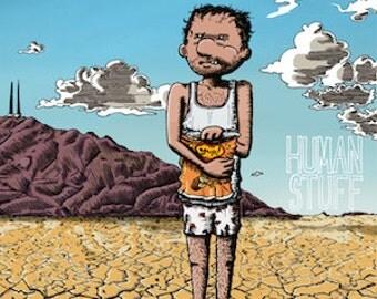 Human Stuff: An Autobiographical Comic Book