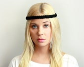 Hippie Headband black