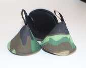 Army Camo Tinkle Tents