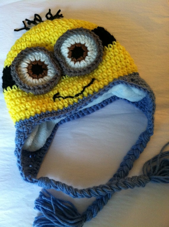 Free Crochet Pattern For Minion Eyes : Lakeview Cottage Kids: