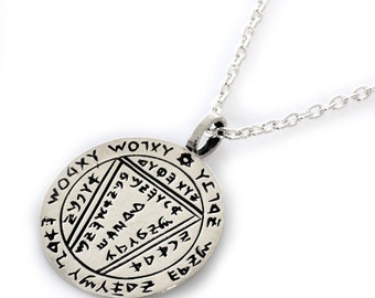 CREATIVITY, amulet,gifts,kabbalah,pendant,jewelry,silver,ethnic,art,collectable,asiyadesign