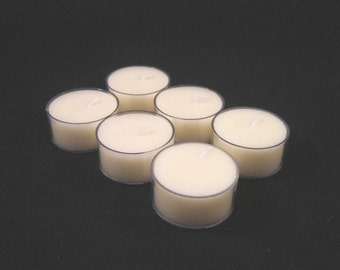 GOURMET VANILLA tea lights