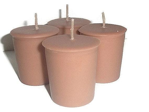 Snickerdoodle votives, set of four