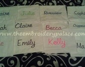 Personalized Pillow Case - Custom Order