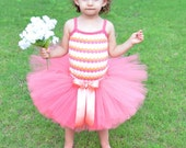 Cake Smash Tutu, 1st Birthday Outfit, Coral Tutu, Tutu, First Birthday Tutu, Baby Tutu, Newborn Tutu, 1st Birthday Tutu, Toddler Tutu