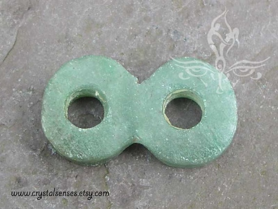 Infinity Eight Aventurine Gemstone Crystal (I8C0002)