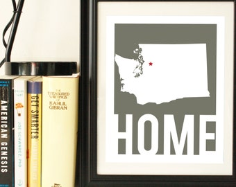 Dorm Posters, Dorm Wall Art, Dorm Wall Decor, State Artwork, State Art, Dorm Decor, College Dorm Decorations, Custom Map Art, Custom Artwork