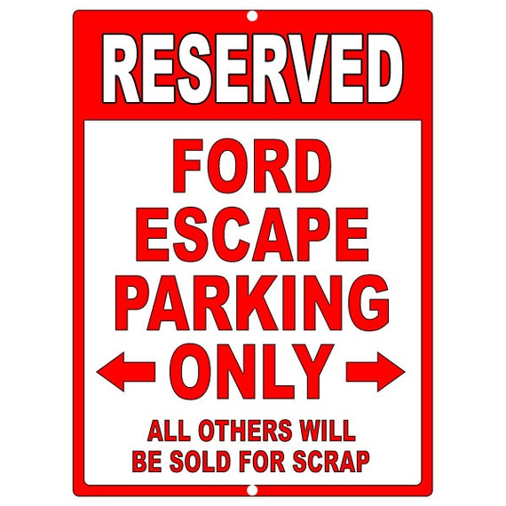 Funny Ford Signs Out all of our funny signs