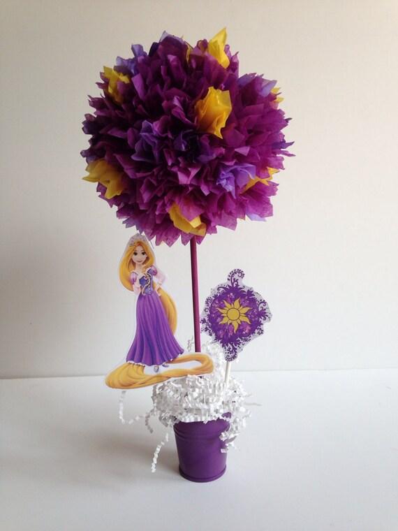 Princess Rapunzel Birthday Party Decoration By
