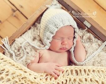 Knitting PATTERN - Knit Baby Hat Pattern - Knitting Pattern Hat - Knitting Patterns - Pixie Hat - Baby, Toddler, Child, Adult Sizes -PDF 360