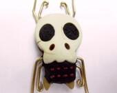 Zelda Necklace Skulltula Spider