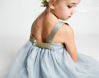 Allegra dress pdf sewing pattern in girls sizes newborn -10 years