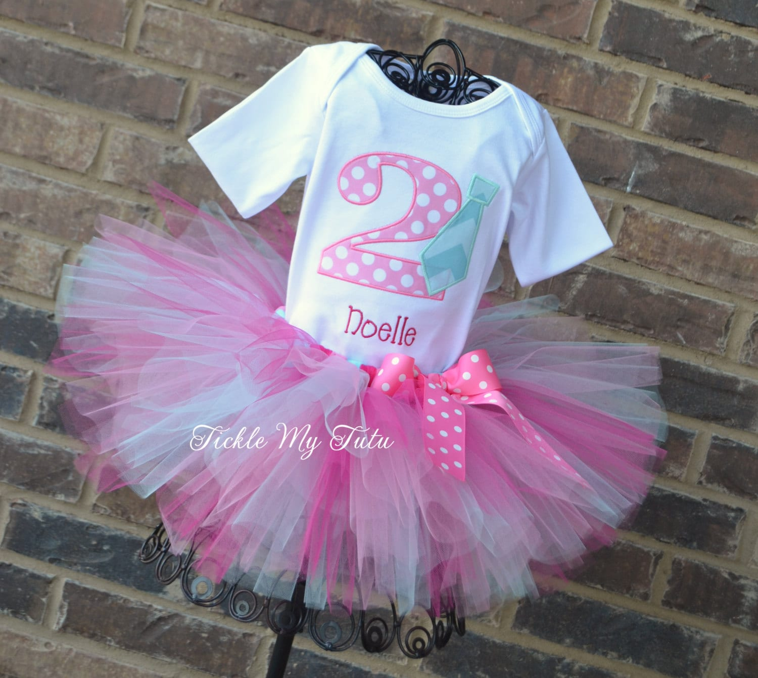 Tutus Tutu: Tutus And Ties Birthday Party Tutu Outfit-Tutu And Tie