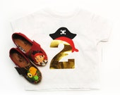 READY TO SHIP Happy Birthday Jake and the Neverland pirates Shirt, Jake Birthday Shirt