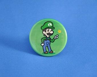 SUPER SMASH BROS. - Luigi