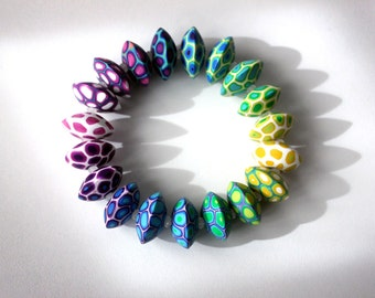 Cold Rainbow Bracelet.