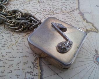 Swiss Music Box bracelet by Wal - Feld