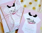 Baby Shower Invitation - 24 pack
