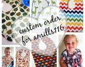 custom listing for amills116