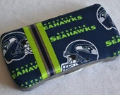Seattle Seahawks Wipe Case (Made to Order)
