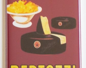 Bertozzi Cheese Fridge Magnet