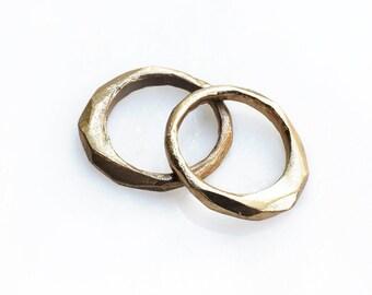 Little Butte Ring (brass)