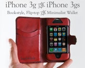 iPhone 3gs Leather Wallet...