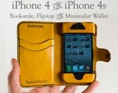 Leather iPhone 4 Wallet, ...
