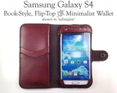 Leather Samsung Galaxy S4...