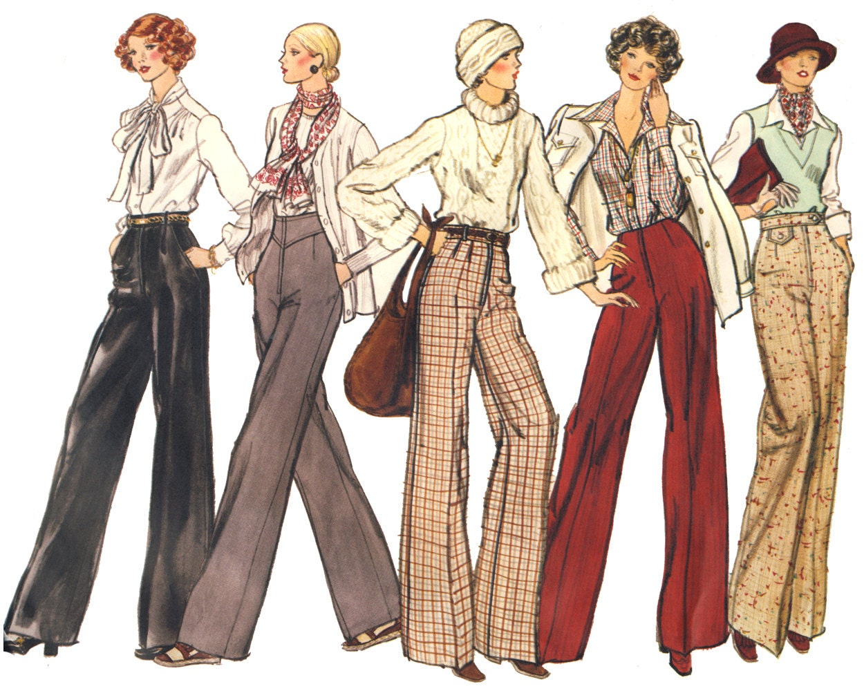 Model Easy Hand-Sewn Clothes Japanese Sewing Pattern Book Women