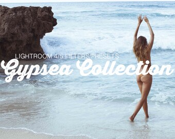 Gysea Collection Lightroom 4/5/6 Presets/Filters