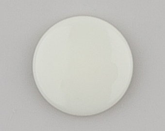 B22 Ivory White KAM Snaps for Cloth Diapers/Bibs/Crafts/Plastic Snap Buttons