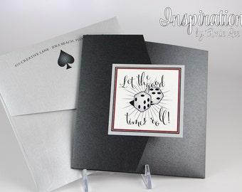 Booklet Wedding Invitations By Inspirationsbyamiele On Etsy