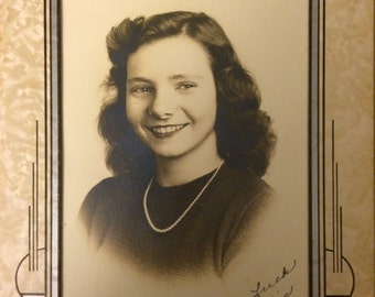 Vintage Photos Lot of 3 Class of 1944