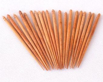 Handcrafted Neem Toothpicks - Set of 50
