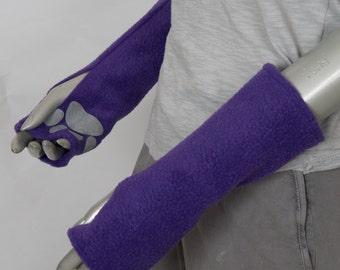 Purple Glovelets