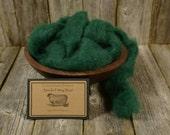 Pine - Needle Felting Wool - Natural Wool Roving -Wet Felting Wool-Nuno Felting-Spinning