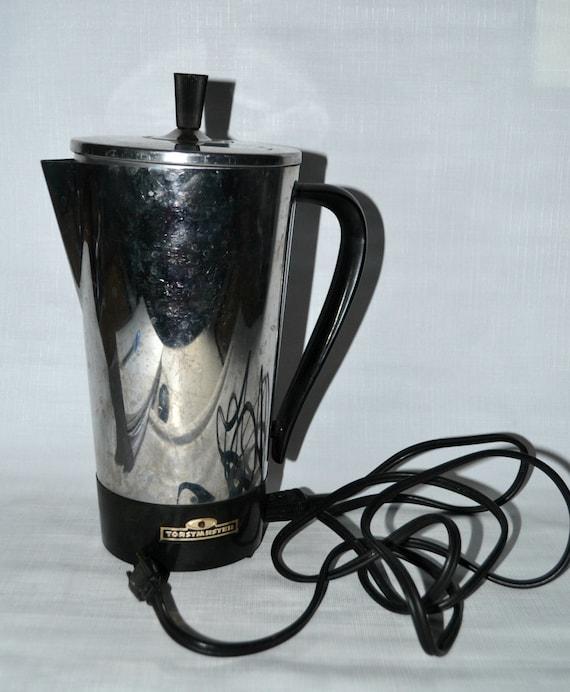 Vintage Toastmaster Electric Percolator Coffee Pot Model M501