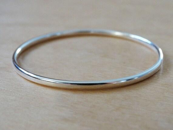 Sterling Silver Childrens Bracelet - Christening Bracelet