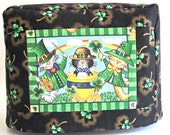 2 Slice Toaster Cover - St. Patrick's Day Toaster Cover - PatsysPatchwork