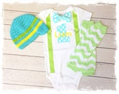 Baby Boys Bow Tie Birthday Outfit-BOYS 1st BIRTHDAY OUTFIT-Boys Cake Smash Outfit-Chevron Birthday Outfit-Build Your Birthday Package