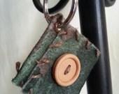 Picky Pocket - Guitar Pick Pocket Key Chain - Camo